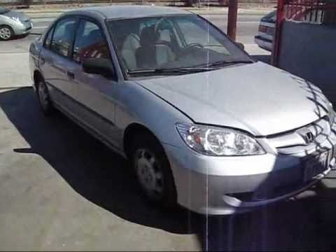 Wonderful 2004 Honda Civic DX Sedan For Sale