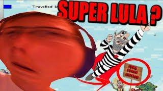 SUPER LULA É MEU NOVO HERÓI ?