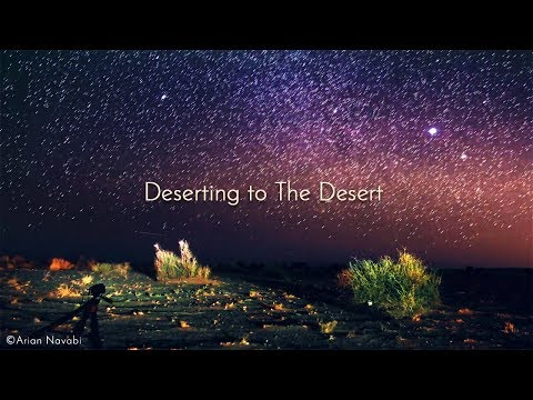 Deserting to The Desert