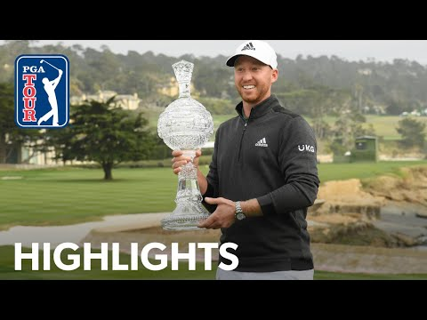 Highlights | Round 4 | AT&T Pebble Beach | 2021