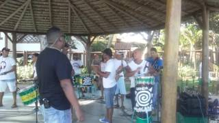 Banda Mukanda em Praia do forte
