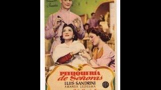 Cine Mexicano - Peluquero De Señoras