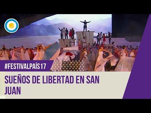 Festival País '17 -  Sueños de Libertad en el Festival Nacional de Sol