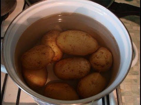 Как правильно дышать над картошкой ребенку