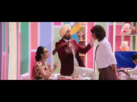 Aee Jii Oo Jii   Disco Singh   Diljit Dosanjh   Surveen Chawla   Full Official Music Video 2014