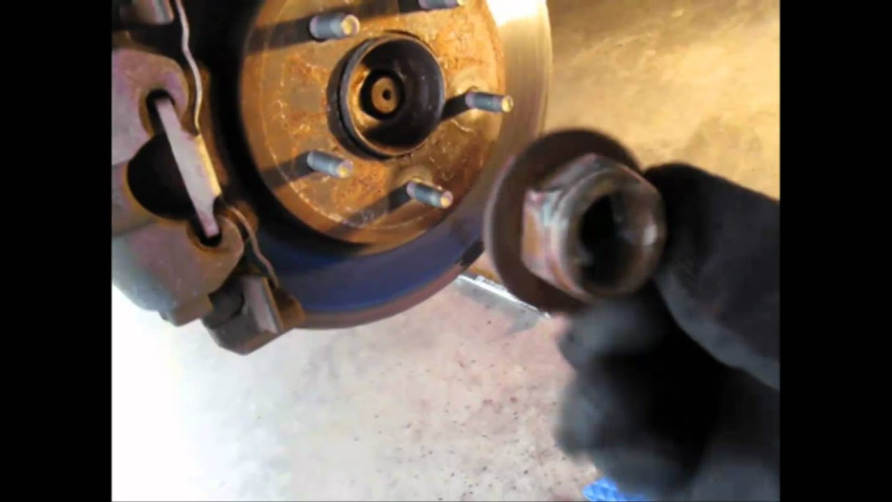 Changing Tone Ring On 2008 Ford Escape Hybrid Youtube