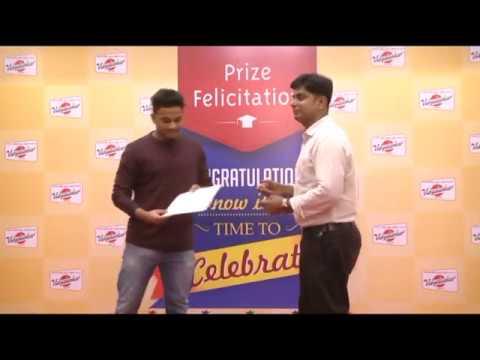 Prize Distribution For Diploma  & B.Sc.(IT) Student April 2017 Exams | Vidyalankar Classes