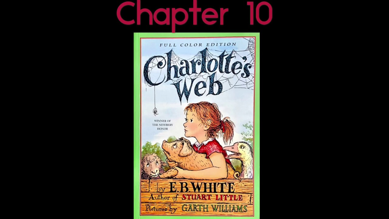 Download Charlotte's Web Chapter 10 Read Aloud