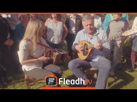 Sharon Shannon & Eoin O'Neill | Matt Peoples | Union Reel | Toss The Feathers""