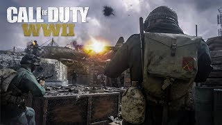 Pump-Action! Call of Duty: WWII PC Gameplay