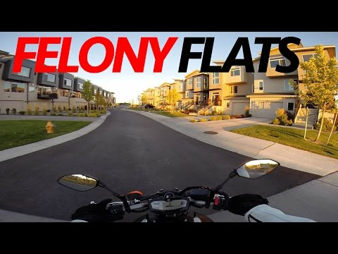 Spokane City Felony Flats - Showing off the neighborhood