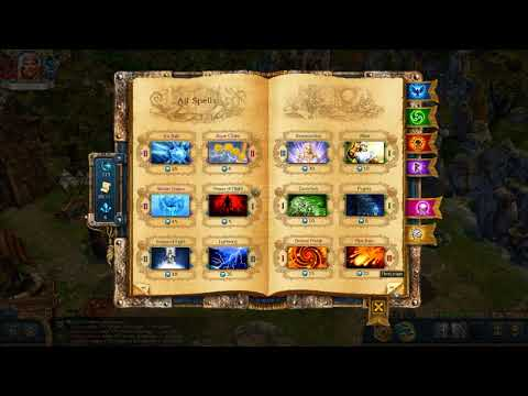 King's Bounty   Warriors Of The North EP01 Explore |