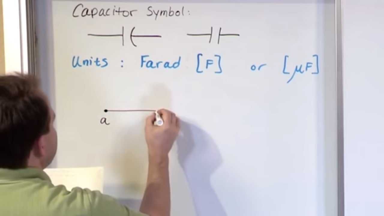 Lesson 8 Current Through A Capacitor Engineering Circuits Youtube Find The Thvenin Equivalent With Respect To 1nf