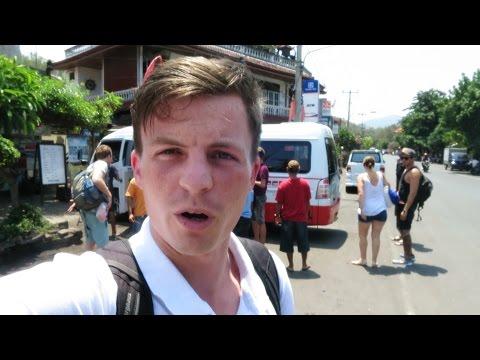 Getting To Padangbai From Kuta // Bali, Indonesia
