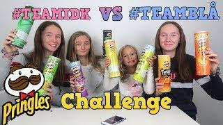 #PringlesChallenge | Linnea & Ester VS Viola & Irma