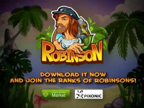 Robinson Game Tailer For Android Mobile