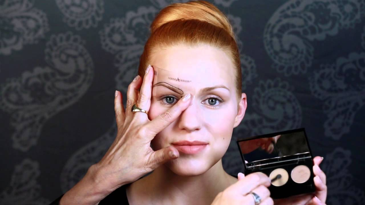 Perfect Brows With Senna Form A Brow Kit Youtube