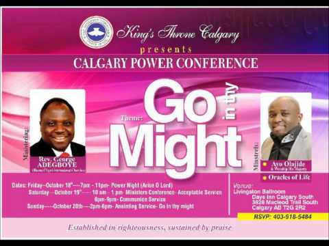 Calgary Power Conference