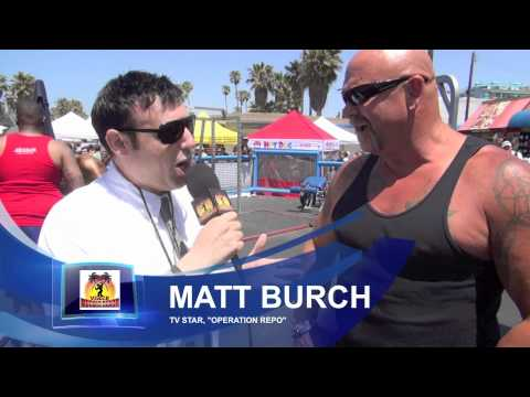 Muscle Beach Memorial 2012 Recap Day Pt. 1