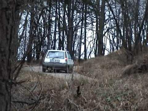 Renault 5 Crash
