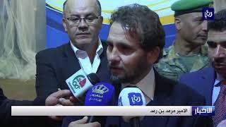 شركة كهرباء إربد تكرم عددا من منتسبي الهيئة الهاشمية للمصابين العسكريين - (2-11-2017)
