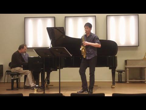 Tableaux de Provence pour Saxophone et Piano--Paule Maurice Pikong (Taiwan)