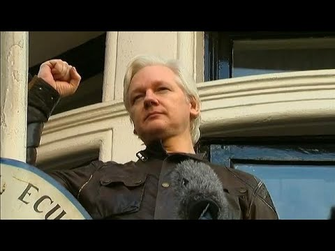 Ecuador confirms its granted citizenship to WikiLeaks founder Julian Assange