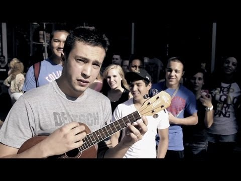 "Watch ""twenty one pilots: Can't Help Falling In Love (Cover)"" on YouTube"