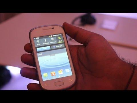 Samsung REX 90 Overview