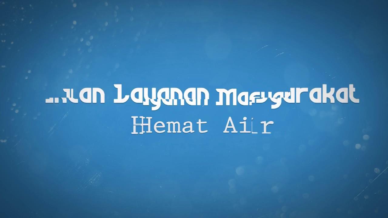 Hemat Air Ilm By Fauzi Noer Hadianto Smk Multimedia Dewantara