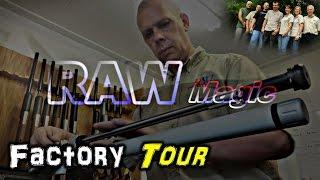 Rapid Air Weapons - AIRGUN FACTORY TOUR