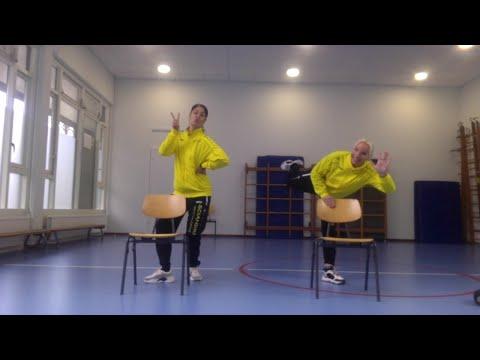 SCIANDRI - live stoelengym (dinsdag 1 december)