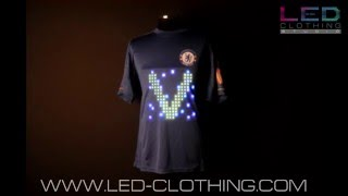 Smart LUMI LED t-shirt