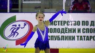 Торбенкова Ульяна. Казань. 1 юношеский  разряд. Серебряная призерка.