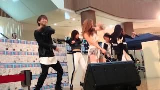 lol live circuit 2015~fire!~@モラージュ菖蒲 画面を殆ど見ずに撮影...