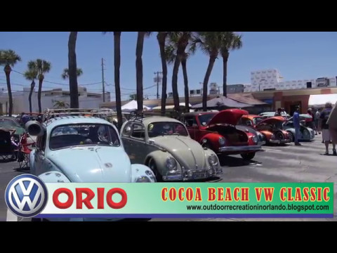Cocoa Beach VW Car Show YouTube - Cocoa car show