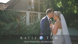Wedding Highlights Video at Rivervale Barn - Katie & Tom - Spice Wedding Films