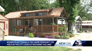 New Tiny House Project Could Come To Rogers