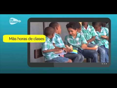 Noticias 4 Más horas de clases en Suriname.
