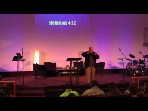 October 8th, 2017.  Sermon: Living Room Conversations pt4