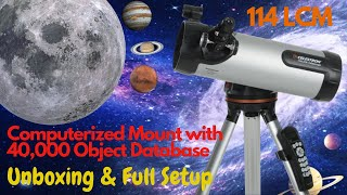 Celestron 114LCM Computerized …