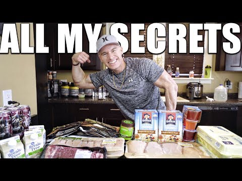 THIS IS MY NEW DIET! | Shredding Grocery Haul