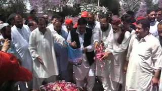 ANP Sindh k Saddr SHAHI SYAD KI Qayadth Mein Hakam Ali Zardary ki Wafat par Taziyat Karrahay hay