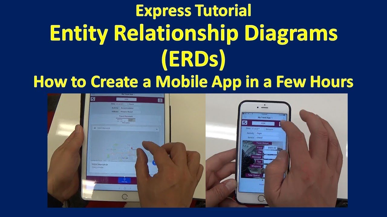 11 entity relationship diagrams erds and creating a mobile app with 11 entity relationship diagrams erds and creating a mobile app with filemaker pro ccuart Gallery