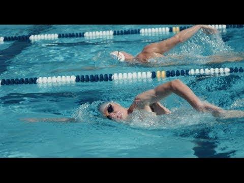 Triathlon Swim Training with Ironman Champion Ben Hoffman