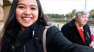 Filipina British Life in UK: Birthday ni Biyenan  Mia Sandoval Happ...