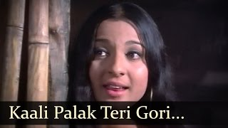 Kaali Palak Teri Gori - Dharmendra - Tanuja - Do Chor - OKishore Lata Duet - R.D. Burman