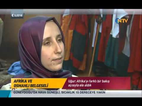 afrika ve osmanlı belgeseli  ntv haftasonu programı