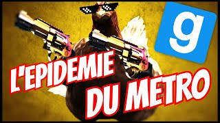 L'EPIDEMIE DU METRO ! - Garry's Mod METRO 2033 RP