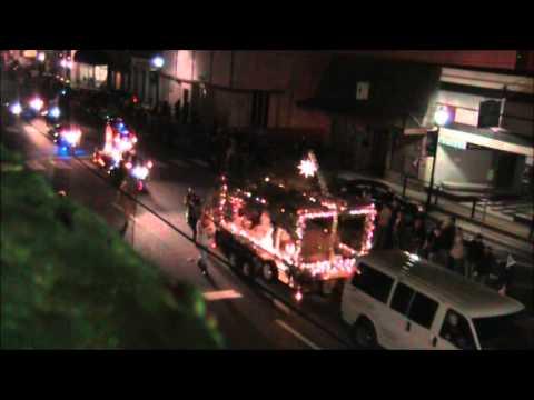 Greenville Texas Christmas Parade 2013 - YouTube